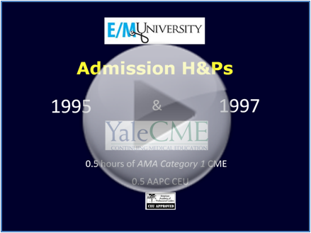Admission H&Ps