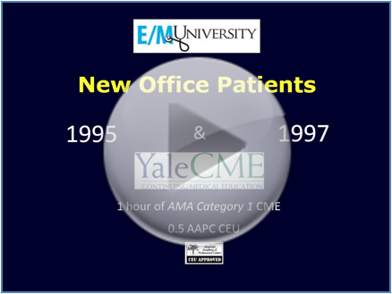 New Office Patients