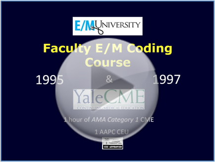 The faculty course