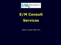Consult Services